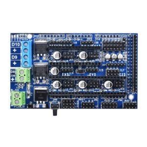 Էլ․ սալիկ, հավաքածու Arduino Mega 2560֊ի հենքի վրա