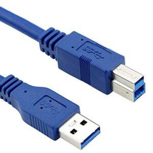 USB Լար A/B 30sm